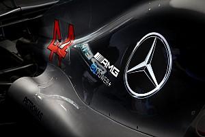 Chez Mercedes, l'alarme liée au moteur