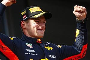 L'objectif de Verstappen à 30 ans? Être quadruple Champion du monde!