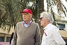 Formula 1 Lauda: Ecclestone'ın alternatif bir seri planı yok