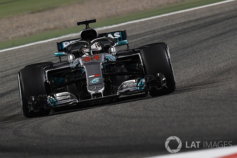 Hamilton set for grid penalty after gearbox change solutioingenieria Images