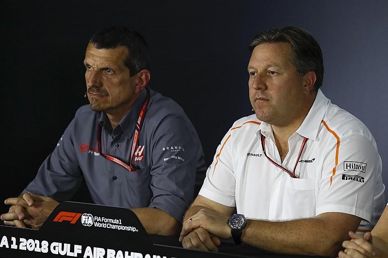 Haas en McLaren tegen 'nieuw' puntensysteem: