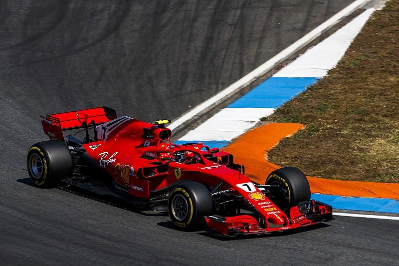 Raikkonen diz que erro na curva 12 foi decisivo
