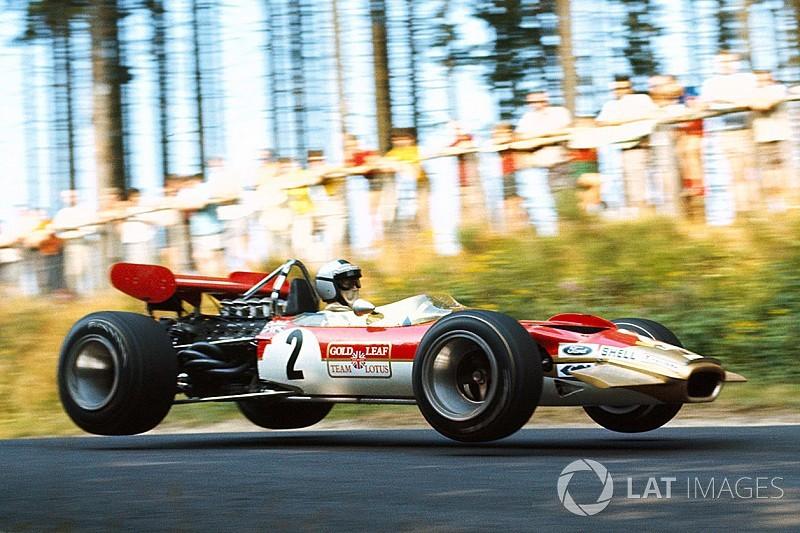Cinco de los mejores:Rainer Schlegelmilchsobre leyendas de la F1