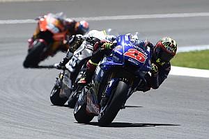 MotoGP Breaking news Vinales pushed