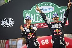 WRC Самое интересное Домашний триумф: герои и антигерои Ралли Великобритания