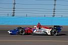 Leist tops IndyCar rookies in Phoenix