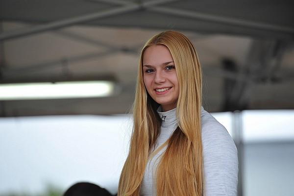Fabienne Wohlwend, nouvel espoir du Liechtenstein!