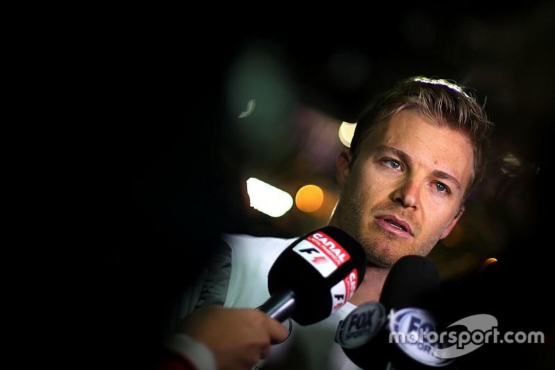 Rosberg: We haven't seen the true Ferrari yet