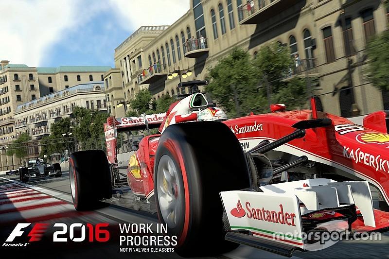 F1 2016 - Une date de sortie, et (déjà) un DLC