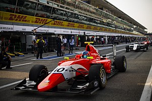 """GP3 Special feature Tatiana Calderon: """"Now the other drivers look at me differently!"""""""