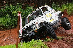 Offroad Leg report RFC India, Leg 2: Gerrari's Virdi takes over lead from Force Motors