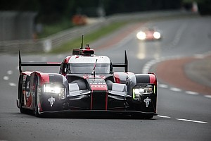 Le Mans Testing report 24 Hours of Le Mans Test Day over - Audi banks the best time