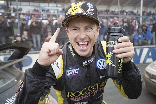 Foust joins Volkswagen RX Sweden for World RX of Germany