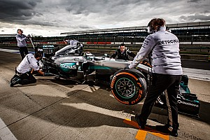 Formula 1 Breaking news Mercedes offers F1 test to Valentino Rossi and Sebastien Ogier