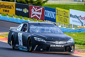 NASCAR Cup Testing report NASCAR Sprint Cup drivers praise Watkins Glen repave during tire test