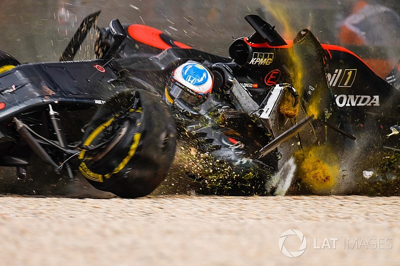 Interview: How big crashes help the FIA drive safety forward