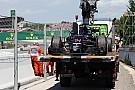 У Honda з'ясували причини сходу Алонсо на Гран Прі Іспанії