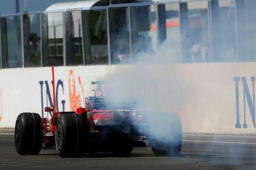 F1 tarihinde bugün: Massa, bitime üç tur kala motor patlatıyor