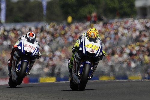 "Lorenzo: ""Rossi le dijo a Yamaha 'o yo o Lorenzo'"""