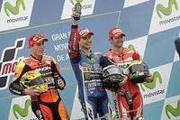 11 pilotos con un solo podio en MotoGP