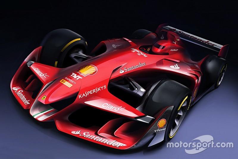 In beeld: De spectaculairste Formule 1-concepten