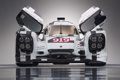 Leuk voor thuis: 1:1 schaalmodel van de Porsche 919 Hybrid