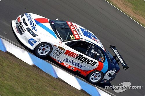 Accountant tipped Whincup off to GRM sacking