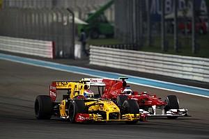 Как это было: Гран При Абу-Даби'10, где Петров лишил Алонсо титула