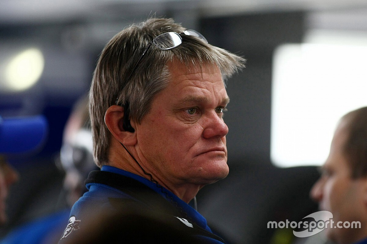 Title-winning engineer named Supercars technical manager