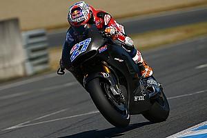 Márquez: Prefiro Bradl como piloto de testes em vez de Stoner
