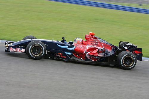 Fotostrecke: Alle Formel-1-Autos von AlphaTauri (und Toro Rosso) seit 2006