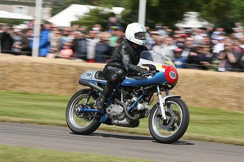Pembalap Legendaris Ducati Paul Smart Tutup Usia