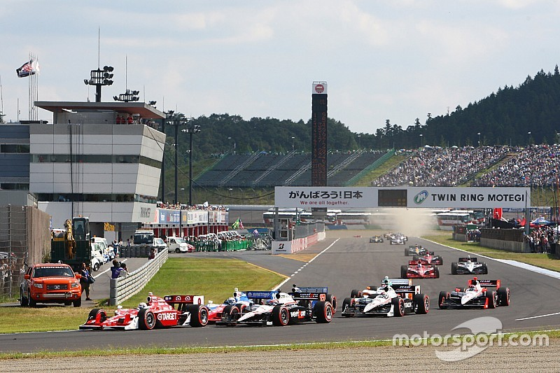 IndyCar still evaluating flyaway international races