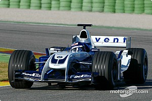 Flashback - Quand Montoya quittait Williams pour McLaren