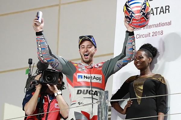 MotoGP Nieuws Dovizioso geeft toe: