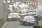 GT Macau GT qualifying race suspended after multi-car pile-up
