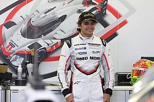 WEC Entrevista Fittipaldi quedó sorprendido con el Porsche 919 Hybrid.