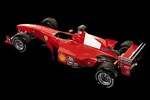 Formule 1 Contenu spécial Les F1 mythiques de Ferrari - La F1-2000 pour un début de règne