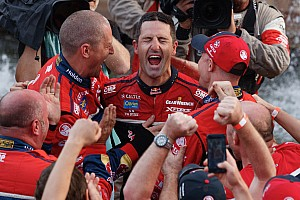Supercars Breaking news Whincup, McLaughlin reflect on wild Supercars title conclusion