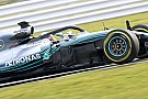Formule 1 Mercedes explique les changements pneumatiques pour 2018