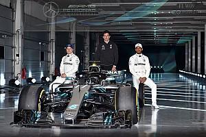 Formel 1 News Mercedes F1 W09: Schluss mit dem Diva-Verhalten?