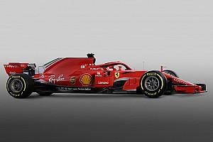F1 Noticias de última hora Ferrari reveló su SF71H con el que buscará recuperar el trono de la F1