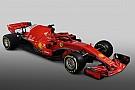 Формула 1 Галерея: усі фото з презентації машини Ф1 Ferrari