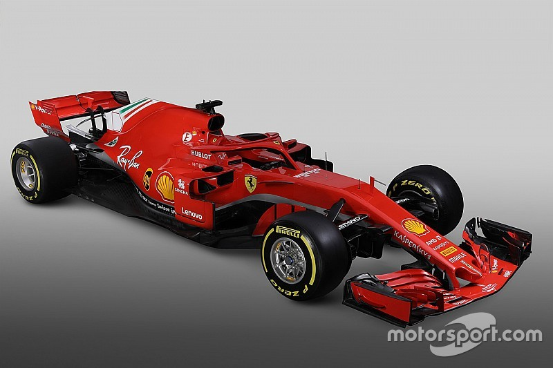Ferrari New F Car