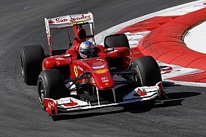 Alonso nem volt csapatjátékos a Ferrarinál?