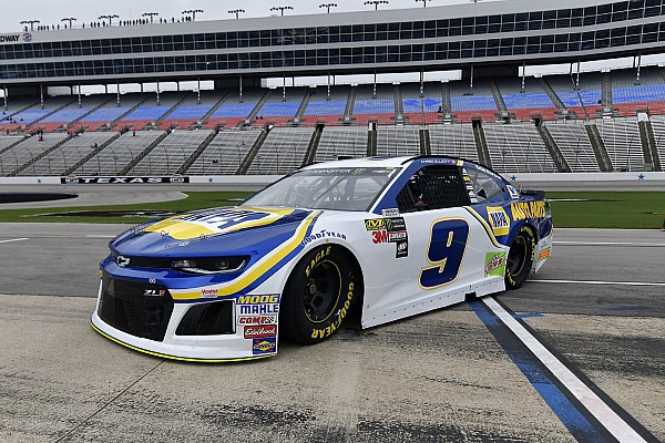 NASCAR Cup NASCAR hits Chase Elliott with L1 penalty for rear window issue