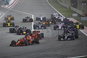 Hoe laat begint de Formule 1 Grand Prix van Bahrein?