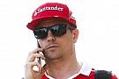"""Formule 1 Raikkonen: """"Kan me niet schelen wat mensen denken"""""""