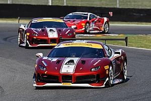 Ferrari Race report Ferrari World Finals: Nielsen beats Leimer in Europe opener