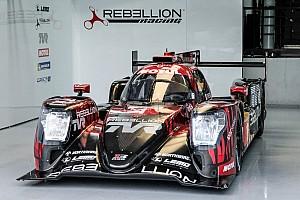 WEC Ultime notizie La Rebellion mostra la R-13 LMP1 dal vivo per la prima volta